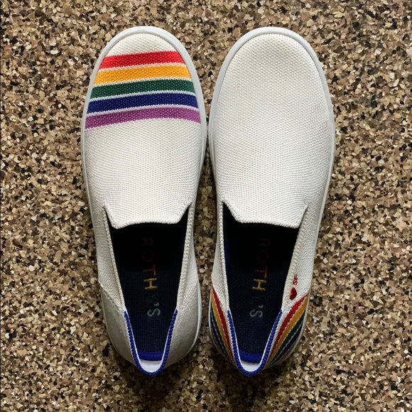 Rothys Loaferslimited Edition Sf Pride